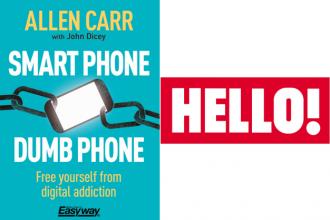 tech addiction hello magazine