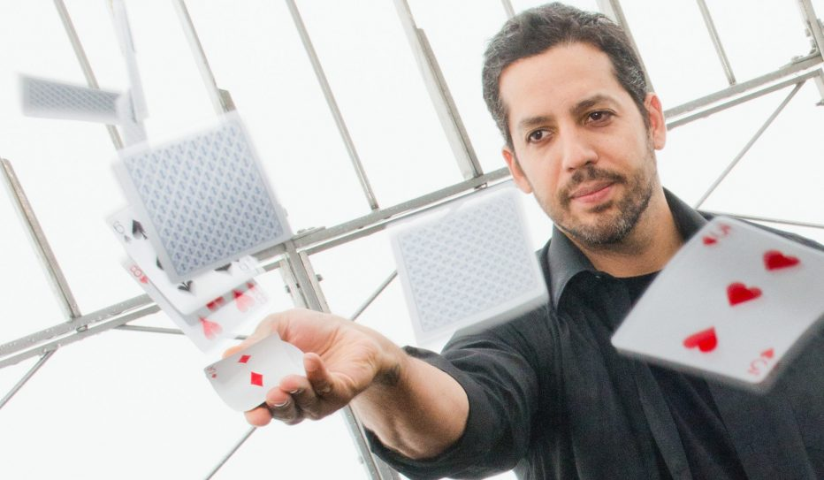David Blaine quits smoking with allen carrs easyway