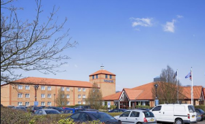 Novotel hotel stevenage