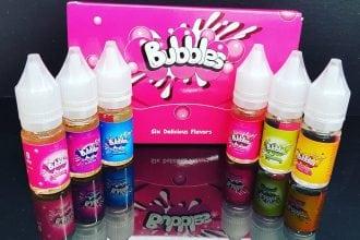 bubble gum flavour vaping
