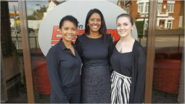 Allen Carr UK reception team