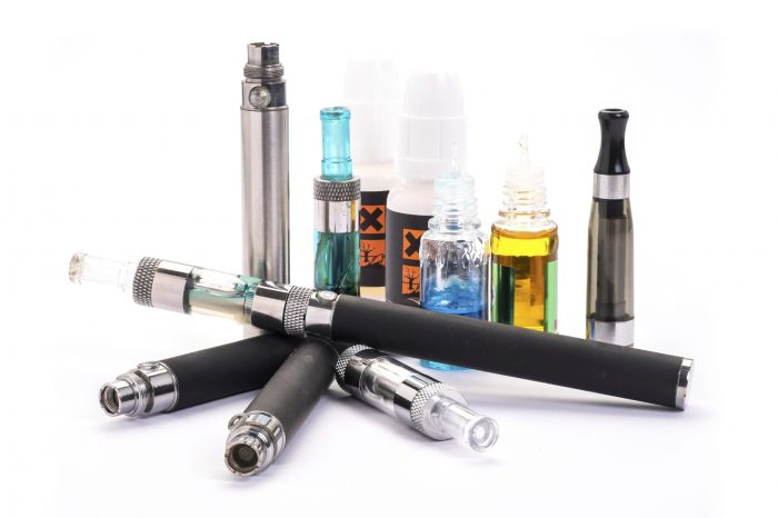 Quitting Smoking with E-cigarettes / Vaping