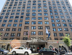 The Belvedere Hotel 319 West 48th Street New York