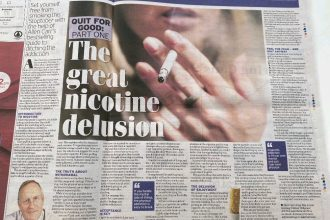 Daily Express Part 1 easyway to quit smoking