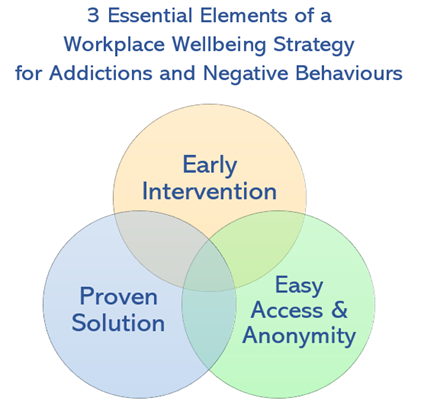 essential element of wellbeing strategy